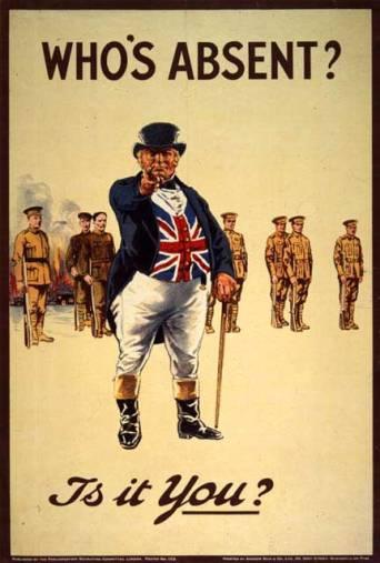 John_Bull_-_World_War_I_recruiting_poster