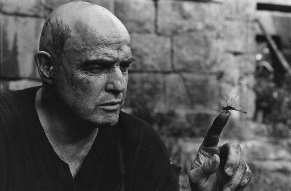 Marlon Brando en Apocalypse Now